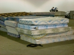 Used mattresses - a new way to recycle?
