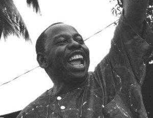 Slain environmental activist Ken Saro-Wiwa