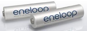 Eneloop Rechargeable battery