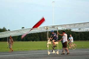 Pedal-powered-Aircraft