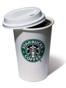 Starbucks Coffee-Cup