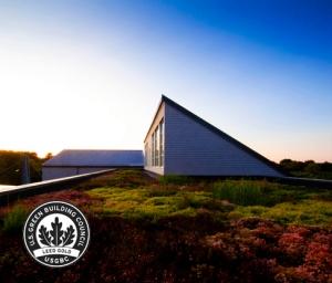 green roof LEED