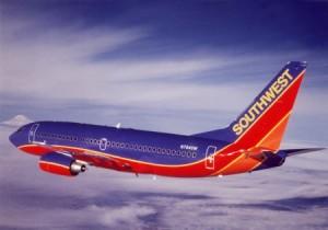Southwest green plane 2