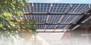 Sanyo HIT Bifacial solar panels 2