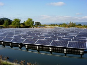 FarNiente Winery's Floatovoltaics by SPG