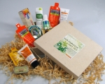 The Eco-Traveler Gift Box -green all the way through