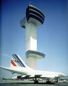 JFK's air traffic control tower