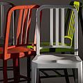 111 Navy Chair 2