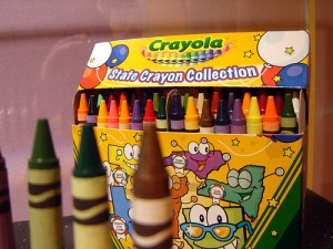 Grand Prize winners get to tour the Crayola Factory