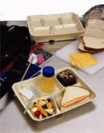Dart can now recycle school foam lunch trays