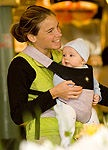 Belle Baby Carrier 1