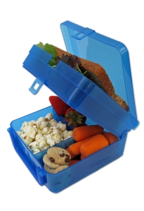 The Next Generation Lunch Box helps kids and parents eliminate food waste