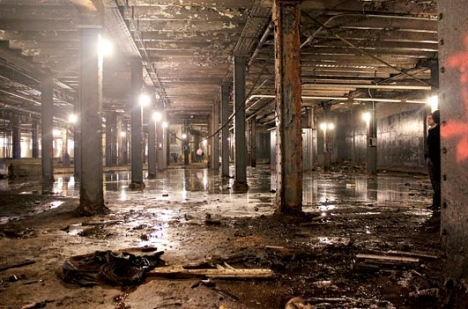 The Delancey-area's abandoned underground tunnel