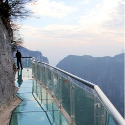 Glass Sky Walk, China 1