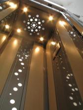 The Mezolift solar elevator