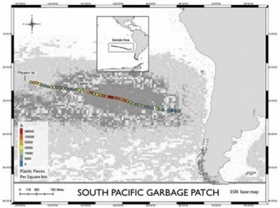 New Garbage Patch Discovered In South Pacific Ocean