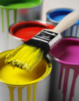 Funding for California's Paint Stewardship program is built into the purchase price of the paint