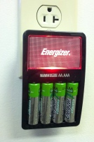 Energizer's Value Charger