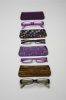 Go Green Readers reading glasses made with recycled materials