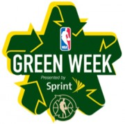 NBA Green Week logo