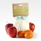 Reusable Produce bags from RosieMade - no more plastic!