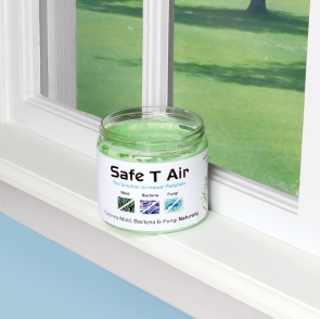 Safe T Air indoor pollution solution