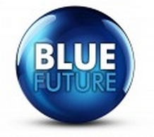West Marine Blue Future logo