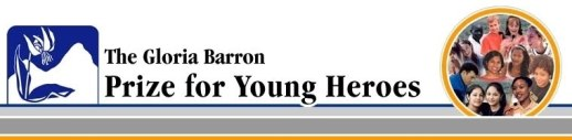 Gloria-Barron-Prize-for-Young-Heroes