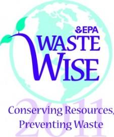 WasteWise award logo