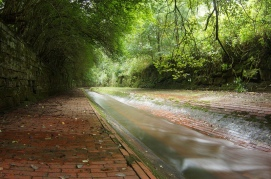 """Medlock River, a """"lost river"""", will be reclaimed"""