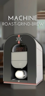 Bonaverde coffee machine 1