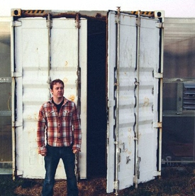 Farmery inventor / entrepreneur Ben Greene