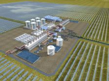 Solana solar farm