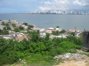 Tierrabomba view