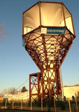 SheerWind Invelox wind turbine 2