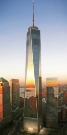 The new 1World Trade Center, photo courtesy of RenewN?YC and SOM