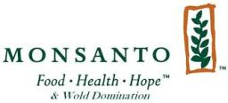 Monsanto graphic