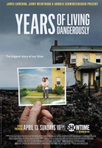 Years of Living Dangerously graphic