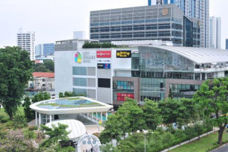 Singapore's City Square mall