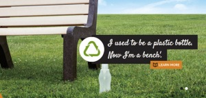 I want to be Recycled - one of the Ad Council's PSA's to encourage consumer recycling