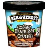 Ben & Jerry's reformulated their Coffee Heath Bar ice cream to nix the GMO's