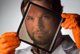 Mew Energy Technologies' new Solar Window™