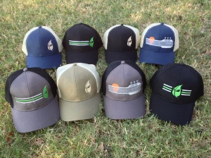 Mad Leaf Trucker hats