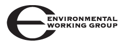 Environmental Working Group logo