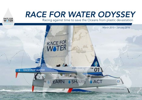 Race for Water Odyssey graphic