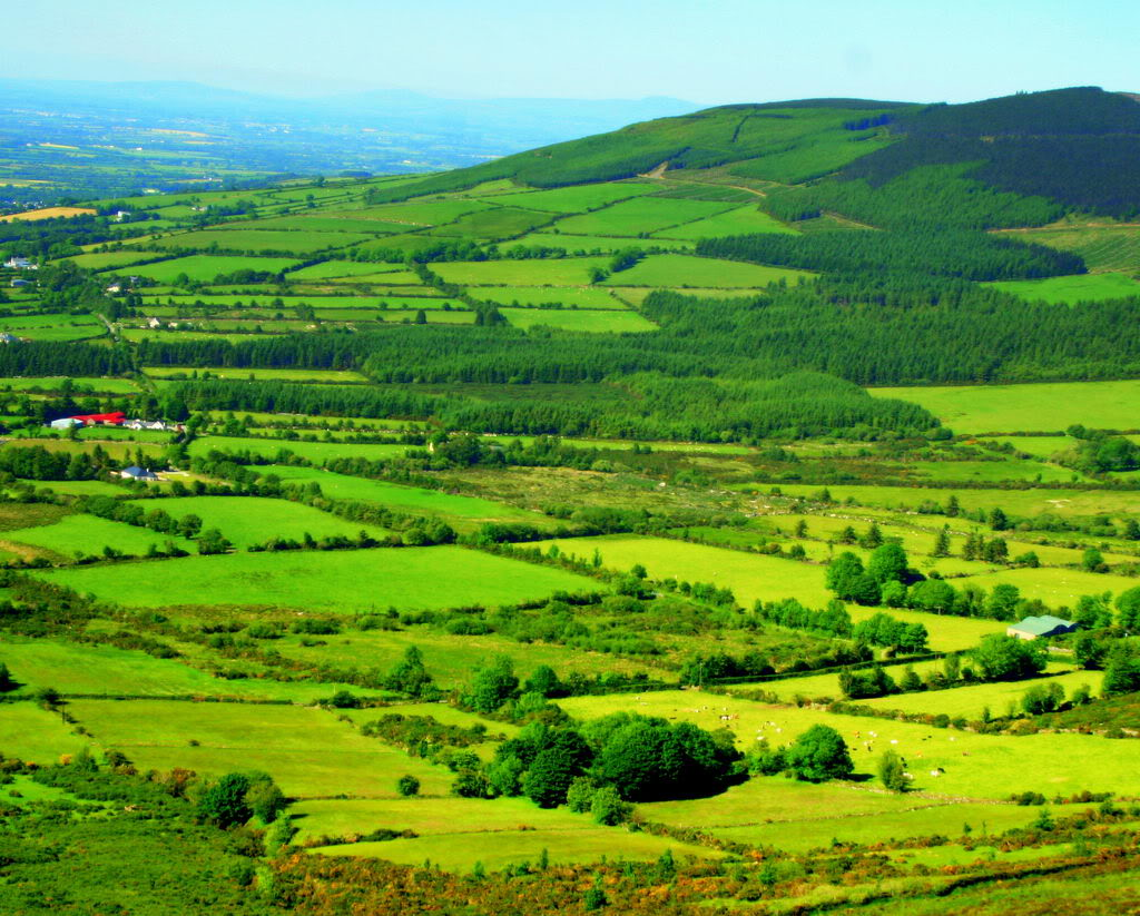 Image result for ireland green country