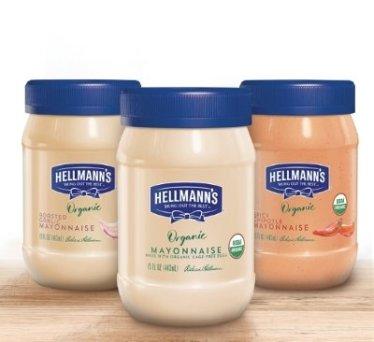 Hellmann's new non-GMO mayonaise