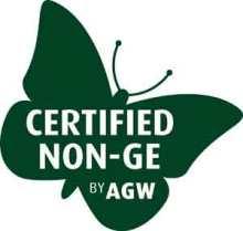 AWA Certified Non-GE logo