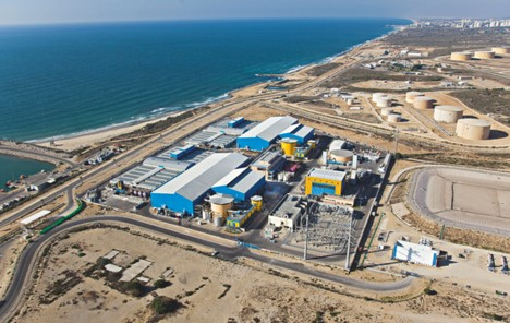 Israel's Sorek Desalination Plant - an opportunity for water and easing conflicts
